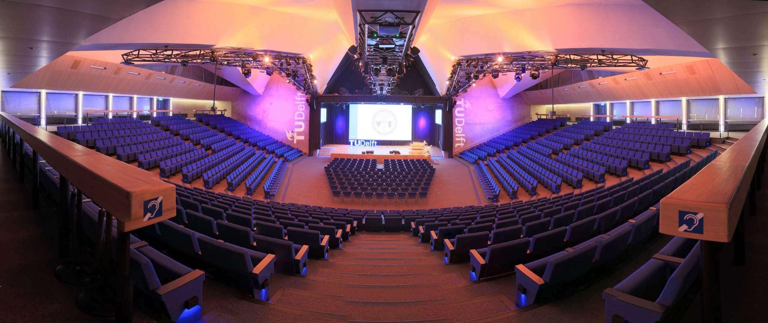 Auditorium TU Delft